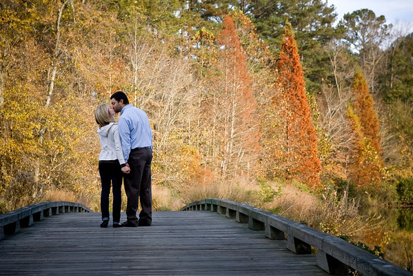 Kyle & Autumn Engagement